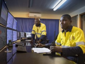 Autonomous Mining - The Syama gold mine in Mali is operated by Resolute Gold, and is the worlds first fully autonomous mine.