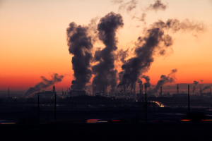 Industries and Air Pollution