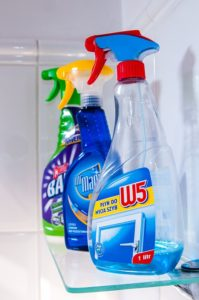 Scented Cleaning Products: The New Smoking?