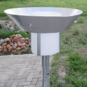 Single Bucket DustWatch unit