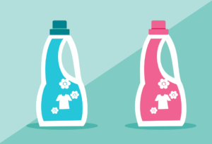 Scented Cleaning Products