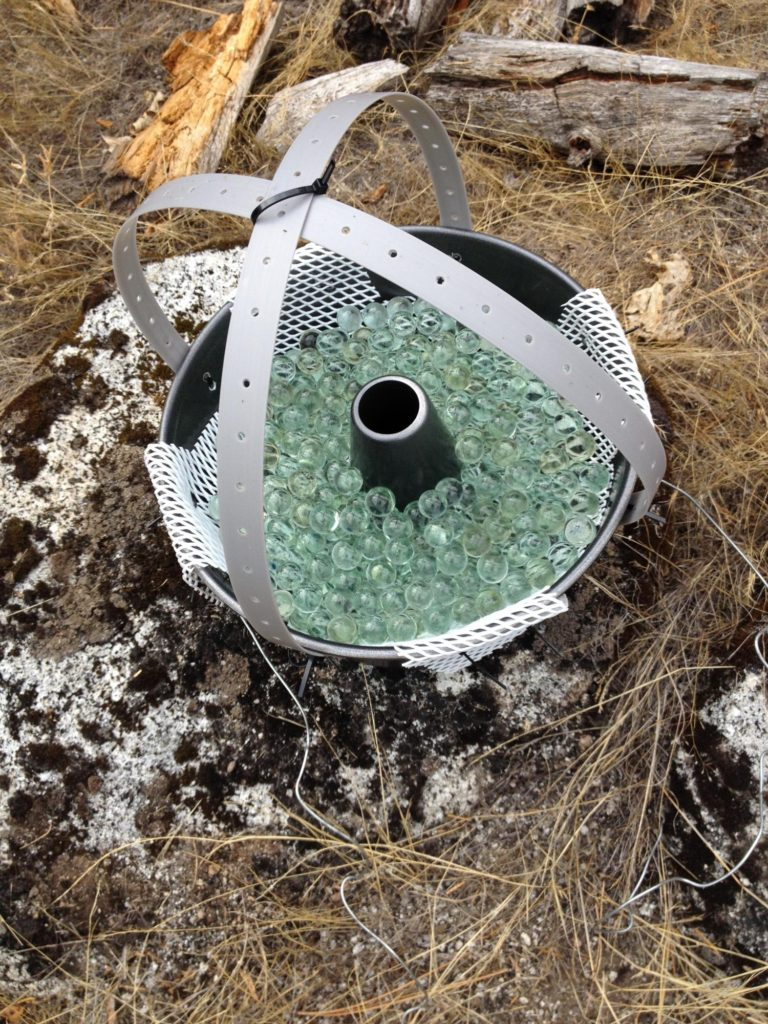 Dust helps regulate Sierra Nevada ecosystems