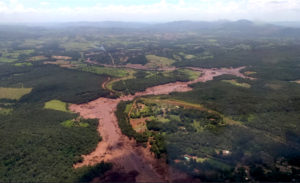 Vale dam collapse