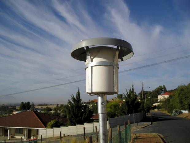 Single bucket system - Dust monitoring equipment